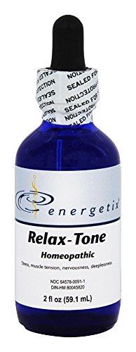 Energetix - Relax-Tone Homeopathic - 2 oz.