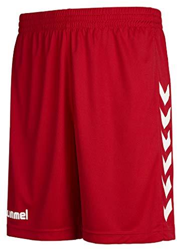 Hummel Herren Shorts CORE POLY, True Red, M, 11-083-3062