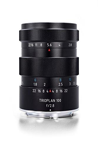 mächtig der welt Meyer Optik Görlitz Trioplan 100f2.8 für MicroFourThird MFT