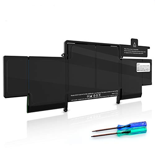 Powerowl A1493 A1582 Neuer Laptop-Akku (Spannungsstabilitäts-Upgrade) für Apple MacBook Pro Retina 13 Zoll A1502 (Ende 2013, Mitte 2014 und Anfang 2015) ME864LL / A ME866LL / A 020-8148