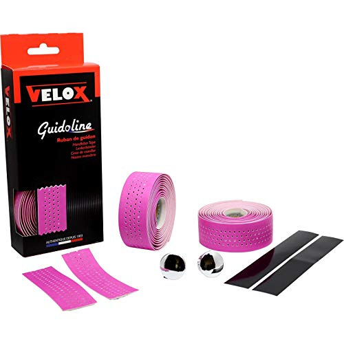 VELOX(ヴェロックス) バーテープ SOFT GRIP Perfore ソフトタイプ ピンク