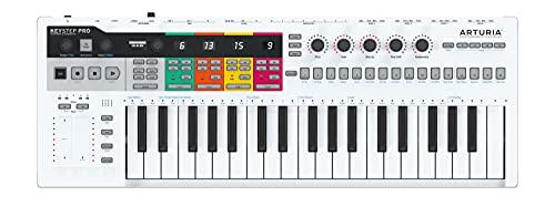 ARTURIA MIDIキーボード コントローラー KeyStep Pro シーケンサー機能搭載 USB CV/GATE接続