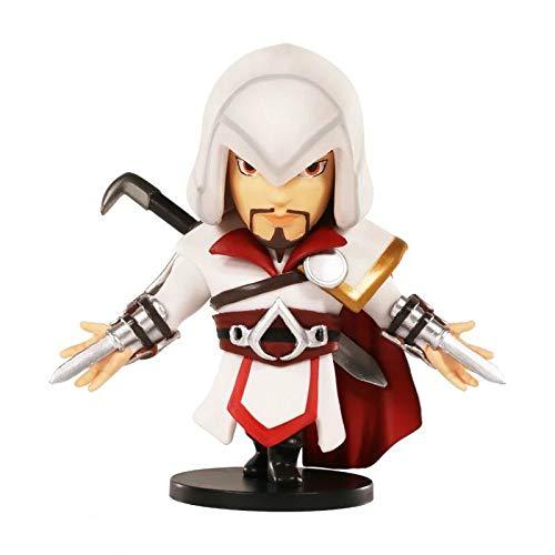 Bosi General Merchandise Assassins Creed, Brotherhood, qVersion, Aegio, bewegliches Modell, PVC, Sammlermodell, Spielzeuggeschenk