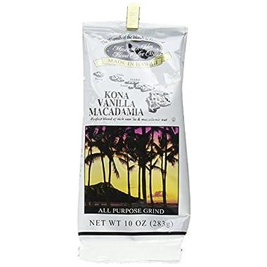 Kona Vanilla Macadamia Nut 10 oz Grind