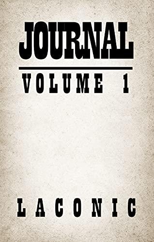 Journal: Volume 1 (English Edition)