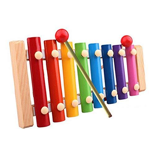Why Should You Buy Singleluci Baby Kid Musical Toys Xylophone Wisdom Development Wooden Instrument