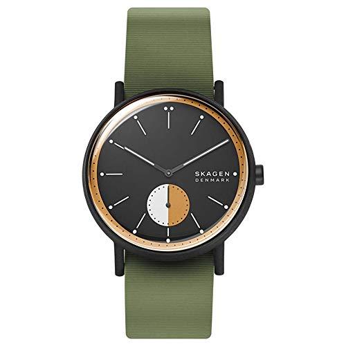 Skagen SKW6541 Analoog kwarts horloge met siliconen armband voor heren