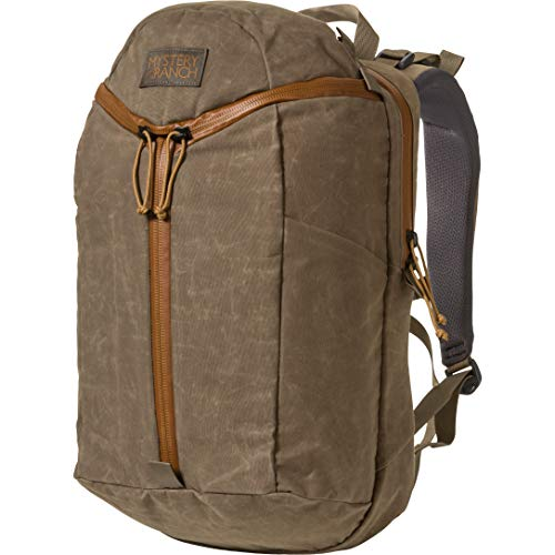 MYSTERY RANCH Urban Assault 24 Backpack - Military Inspired Rucksacks, Wood Waxed, 24L