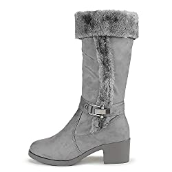 DEEANNE LONDON Woman Fur Boots