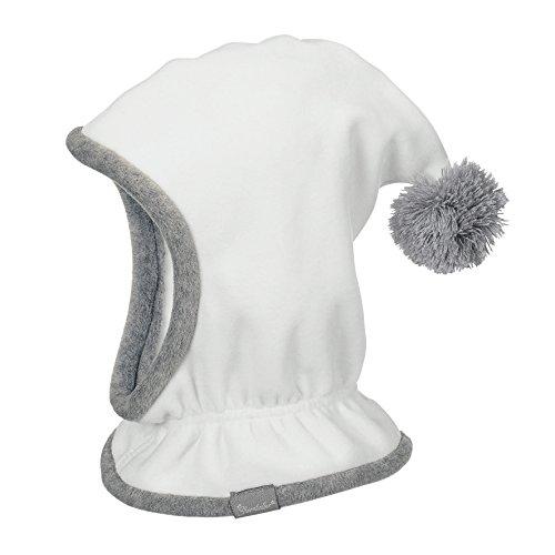 Sterntaler Unisex Baby Schalmütze Mütze, Beige, 49