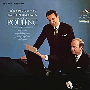 Songs of Poulenc (Remastered 2021)