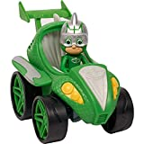 PJ Masks - Vehículo turbo Gekko Power Racers (Bandai 95388)