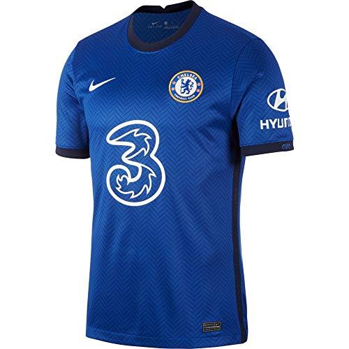 Nike FC Chelsea Heimtrikot 2020/21 blau (XL)