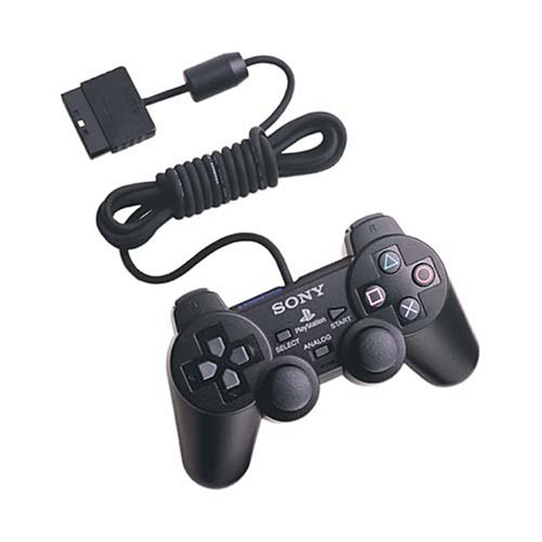 PlayStation 2 Dualshock Controller Black