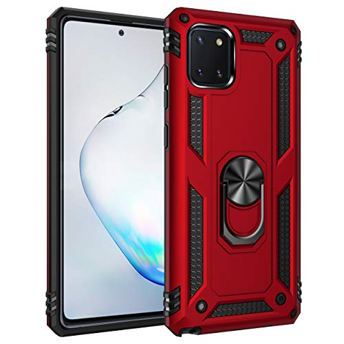 Rebex Galaxy Note 10 Lite Case, Samsung A81 Case,Galaxy M60s Case