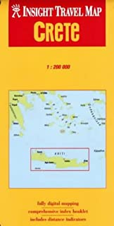 Crete Insight Travel Map