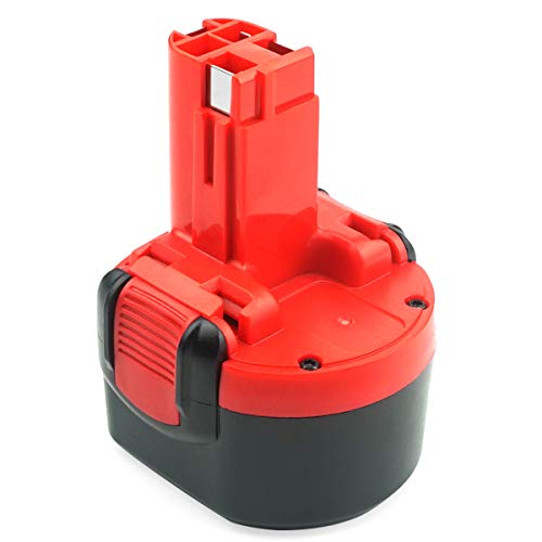 ADVNOVO 9.6V 3.0Ah Ni-MH Ersatzakku für Bosch PSR 960 BAT048 BAT100 BAT119 2607335272 2607335461 Gsr 9.6VE-2 PSR 9.6VE-2 PSR960 23609 32609-RT Bosch 9.6V Werkzeuge