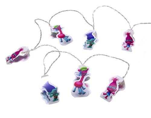 Trolls String Lights, Multi