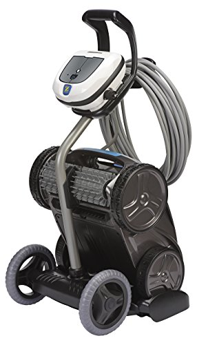 Zodiac Robot de Piscine Électrique Vortex OV 3480, Fond Seul et Fond/Parois/Ligne d'eau, revêtements Liner/Polyester/Béton, WR000147