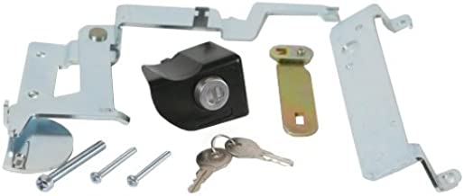 Pop & Lock PL6100 Black Manual Tailgate Lock for Honda Ridgeline (Works with/without factory backup camera) Fits 2005 - 2015 Honda Ridgeline
