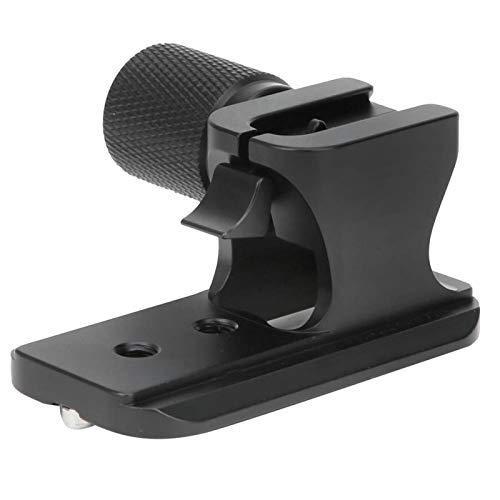 Aleación de aluminio estable Fuerte capacidad de carga Instalación simple Soporte de soporte de lente, para lente N-ikon2.8E FL ED VR, para N-ikon 70-200mm F