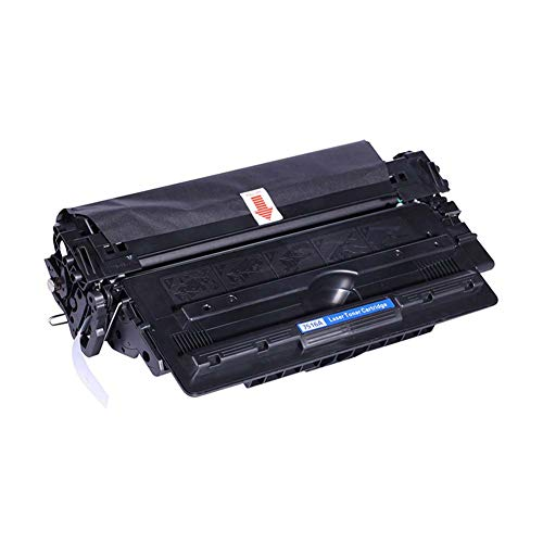 Q7516a 16a Cartucho de tóner compatible Adecuado para Hp Laserjet 5200 / 5200n / 5200tn / 5200dtn / 5200l, Easy Plus Powder High Yield 9000 páginas Muy económico-negro