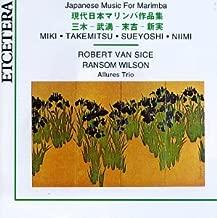 Japanese Music for Marimba