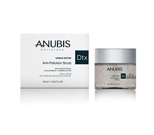 Perfume de Anubis con exfoliante facial