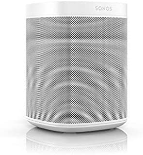 Sonos One - Smart Speaker with Alexa voice control built-In (White, Version 1)