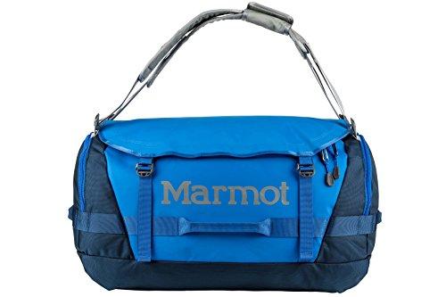 Marmot Long Hauler Duffel Bag Large, Robuste Reisetasche, große Sporttasche, Weekender, 75L Fassungsvermögen, Peak Blue/Vintage Navy