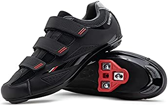 Tommaso Strada 100 Dual Cleat Compatible Indoor Cycling Class Ready Bike Shoe - Look Delta - 47