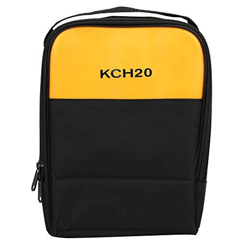 Bolsa de osciloscopio KCH20, Estuche de Bolsa de Almacenamiento Suave para osciloscopio Digital portátil, Impermeable, a Prueba de Polvo, para osciloscopio de Fluke