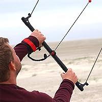 Wolkenstürmer Paraflex Trainer 2.3 action kite - 3 line steering mat for mountainboarding
