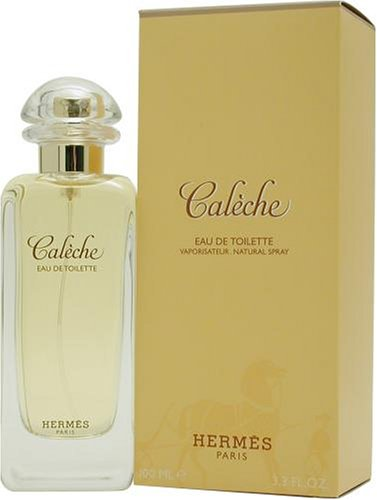 Caleche By Hermes For Women. Eau De Toilette Spray 1.7 Ounces
