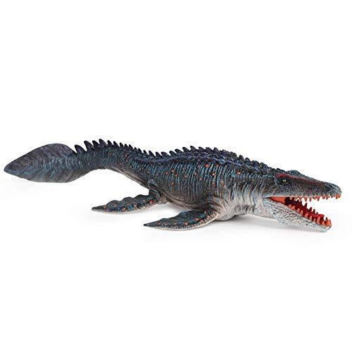 ZY123 Dinosaurier Realistische Figuren Dinosaurier Spielzeug Kinder Dinosaurier Figuren Spielzeug, Mosasaurus Dinosaurier Modell