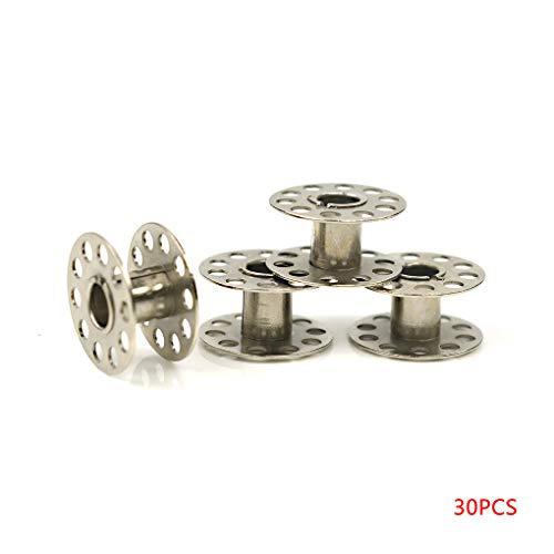 Demino / 30PCS Huishoudelijke Naaimachine Onderdelen Metal naaien Spoelen Spoelen Machine Craft Naaien praktisch hulpmiddel