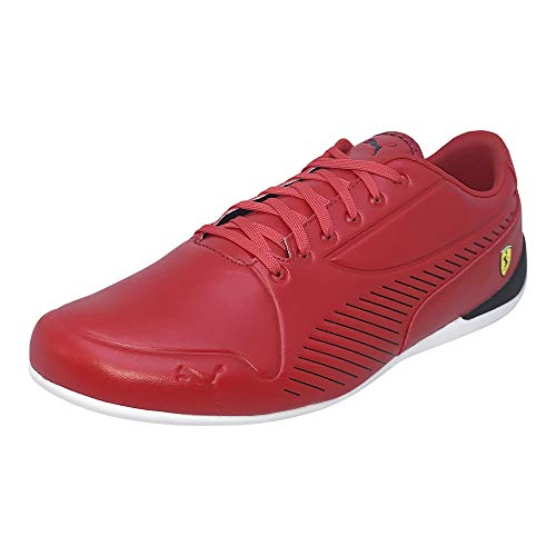 Puma Scuderia Ferrari Drift Cat 7 Ultra Sneaker da uomo, rosso (Rossa Corsa-puma Nero), 42 EU