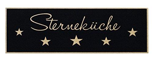 Dekoküchenläufer / Motivläufer ,, 5 Sterne Küche
