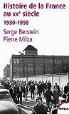 Histoire de la France au XXe siècle (2)