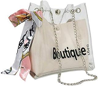 Amazon.es: Blanco - Bolsos bandolera / Bolsos para mujer ...