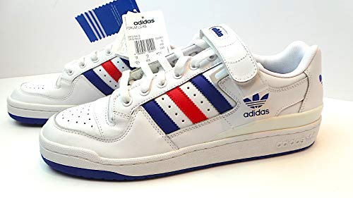 adidas Scarpe Sportive cod.G50931 Forum Lo RS in Pelle col.WHTCOLROY