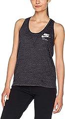 NIKE W NSW Gym VNTG Tank - Camiseta Mujer
