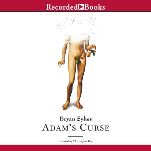 Adam's Curse audiobook cover art