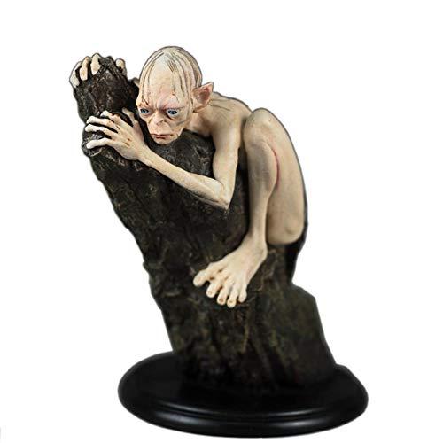 Herr der Ringe König Statue, Hobbit Dekoration Charakter Statue Hobbit Statue Skulptur Desktop Harz Handwerk,A