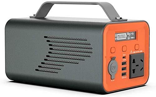 LILIS Generador Portátil Generador Inverter Central eléctrica portátil, generador Solar portátil de...