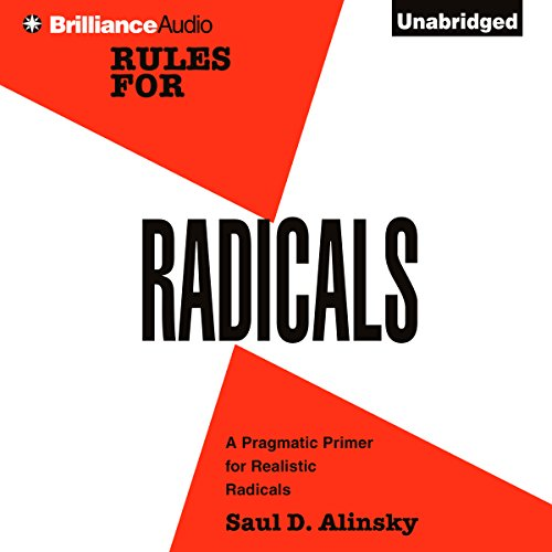 Rules for Radicals audiobook cover art