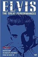Elvis the Great Performances [DVD]