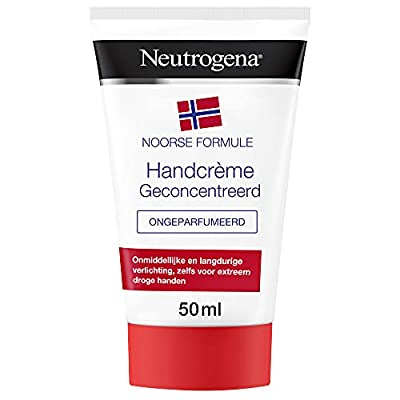 Neutrogena Norwegian Formula Hand Cream Concentrated Unscented 50ml Immediate and lasting relief from Neutrogena
