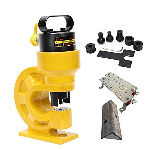 31T Hydraulisch Blechlocher Lochstanze Hydraulikpumpe Set Hydrauliczne Werkzeuge 10.5mm - 20.5mm