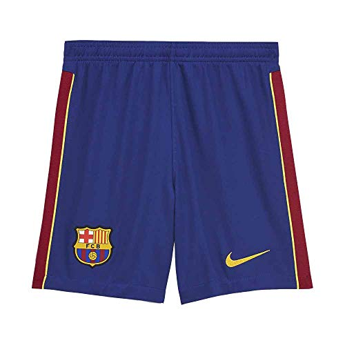 Nike Herren FC Barcelona Stadium Shorts, Deep Royal Blue/Varsity Maize, 2XL